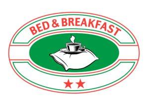 Logo distintivo Bed & Breakfast Piemonte